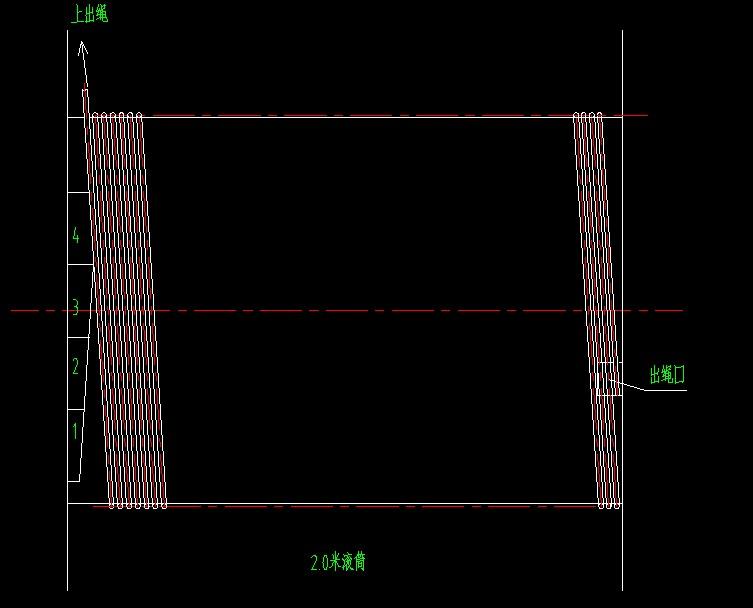 2.0米滚筒塑料衬板 绞车卷筒塑衬板 塑板